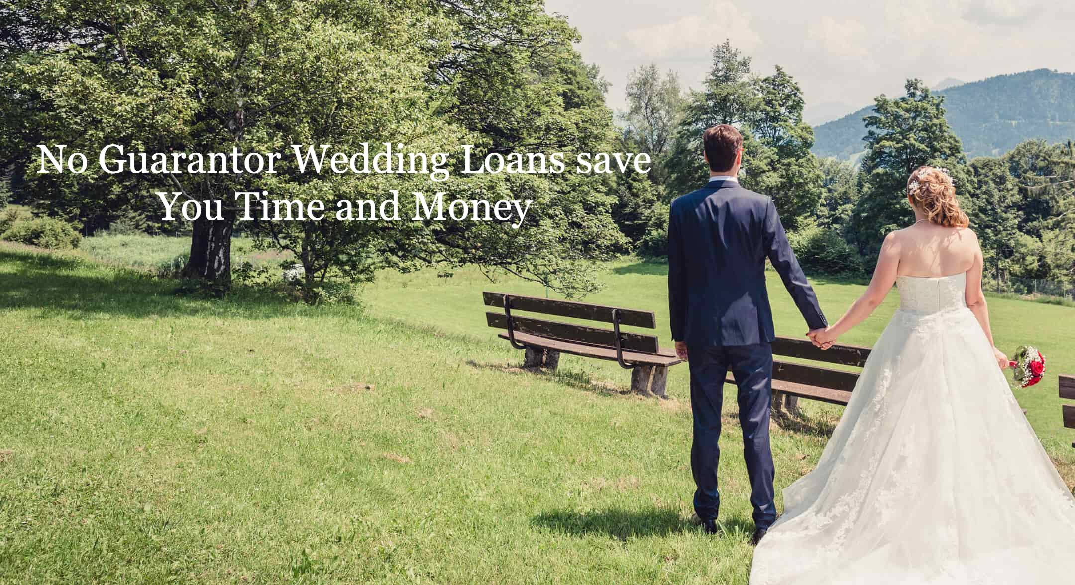 No Guarantor Wedding Loans