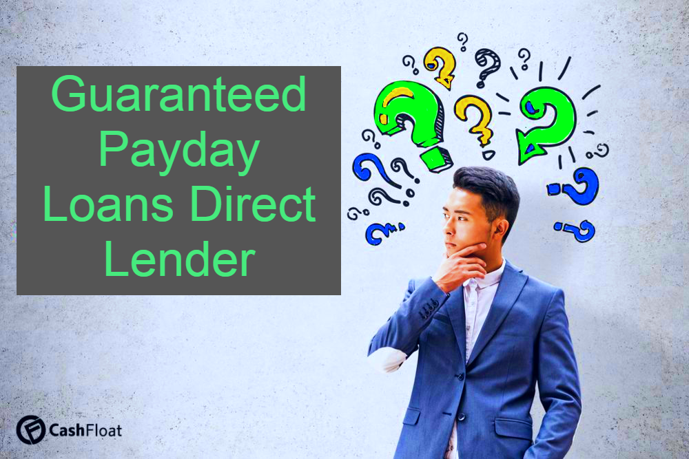guaranteed payday loans direct lender